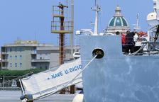 Itàlia exigeix repartir els migrants de l'últim vaixell