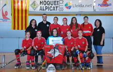 El Alpicat puja por Marta Vieira para ascender a Nacional Catalana
