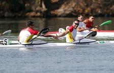 Saül Craviotto aspira a doble medalla en el Mundial