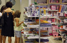 El precio de los libros de texto sube un 4,2%