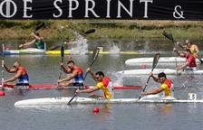 Craviotto i Toro passen a la final de K2 200 del Mundial