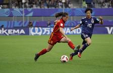 La selecció sub-20 deixa escapar la glòria contra un efectiu Japó