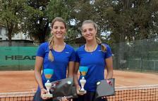 Ares i Aran Teixidó, campiones a França