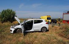 Sis ferits en xocs a Bellcaire, Isona i Juneda