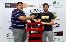 César Minuesa, nou defensa de l'EFAC