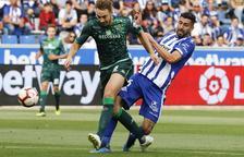 Una meitat per a cada equip i empat sense gols entre Alabès i Betis
