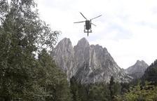 Rescats de muntanya a la Vall de Boí, Àger i Espot