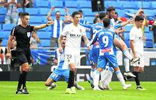 Victòria il·lusionant de l'Espanyol de Rubi