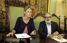 Els militants del PSC elegeixen entre Mínguez i Larrosa com a alcalde