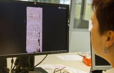 Digitalizan la documentación histórica de las parroquias de Vallbona y Rocallaura