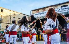 El Festival de La Granadella, con más de 3.000 visitantes