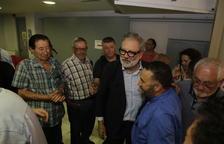 Larrosa prepara cambios en su equipo y ofrece diálogo a la oposición, que ve continuismo