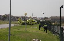 Fuga de amoniaco en Torre-serona con ocho intoxicados y más de 30 evacuados