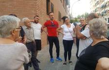 Veïns de la Mariola denuncien l'okupació i la insalubritat dels pisos