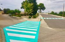 Itineraris segurs per a escolars a Almacelles