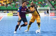 El Barcelona passa a semifinals malgrat perdre 1-0 amb el Magnus
