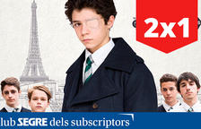 'Jean-François i el sentit de la vida' - Cicle Gaudí