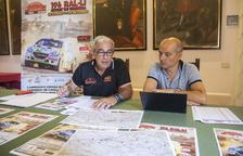 Un total de setanta-sis cotxes inscrits al Ral·li Ciutat de Cervera