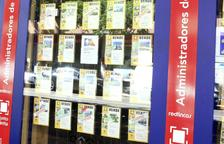 """Cerca de 6.200 hipotecas de Lleida, en el """"limbo jurídico"""""""