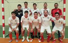 El Sícoris sènior prepara la temporada a Castelló