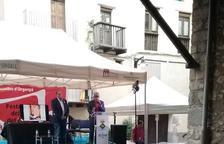 La Fira de Llibre d'Organyà enalteix la literatura catalana