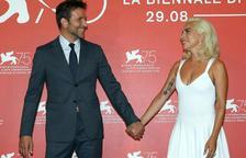 Bradley Cooper i Lady Gaga, parella còmplice a la Mostra
