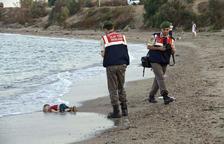 Al menos 640 niños han fallecido en el Mediterráneo desde el año 2014