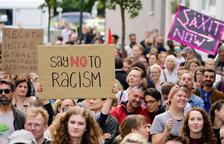Marxes multitudinàries a Berlín contra el racisme