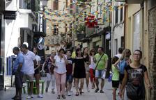 Lleida tanca l'agost amb xifres de rècord i el turisme actiu creix un 4% respecte al 2017