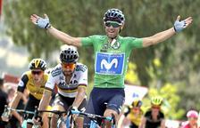 Valverde suma el segon triomf i s'atansa al líder