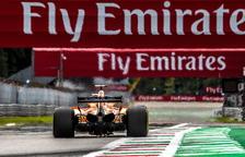 Raikkonen aconsegueix la 'pole' a Monza amb rècord