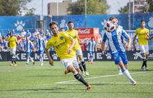 El Lleida obté un bon punt al camp de l'Espanyol B