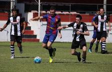 El Soses guanya a Benavent en un partit igualat
