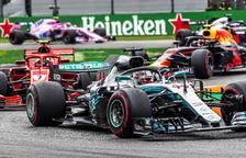Hamilton venç a Monza