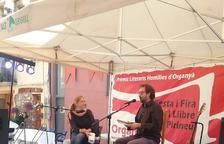 Un concert de Roger Mas tanca la Fira del Llibre d'Organyà