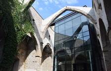 Obras para insonorizar la biblioteca de La Seu a raíz de quejas de usuarios