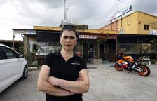 El veto a camions a l'N-240 força a tancar un restaurant a peu de carretera a Tarrés