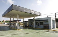 Atracan a punta de pistola una gasolinera en Benavent de Segrià