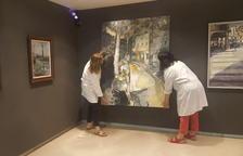 Balaguer exhibeix una mirada a la seua col·lecció municipal d'art