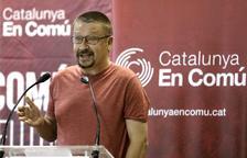 Xavier Domènech dimite de todos sus cargos políticos