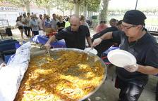 Les Borges celebra un dinar popular