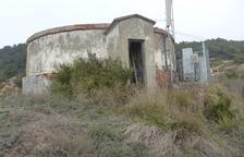 Nou dipòsit a Tarrés per garantir el subministrament d'aigua