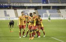 El Lleida amplia el contracte de Noel Carbonell fins al 2022