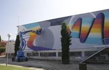 Torrefarrera ja llueix nous grafitis en el segon Street Art Festival