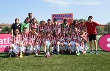 L'At. Segre guanya la Copa Lleida infantil davant de l'EF Tàrrega