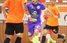 Lo Caragol goleja l'Amposta en l'últim assaig per a la Lliga