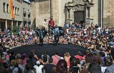 FiraTàrrega tanca la seua millor edició amb la reivindicació de l'espai públic