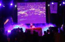 Ritmos electrónicos y arte visual en la Nit Sonora en la Seu Vella