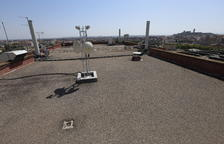 El helipuerto para emergencias en la azotea del Arnau no estará listo al menos en 2 años