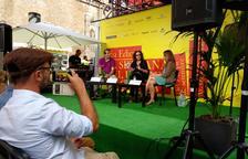 Presentació de novetats a la Setmana del Llibre en Català amb accent de Lleida